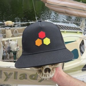 Twill Fitall Hat Style Hat by Channel Islands Surf
